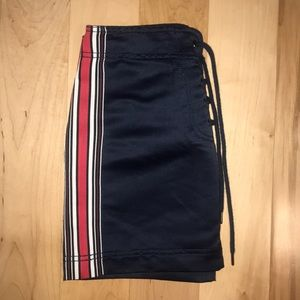 Tommy Hilfiger Mini Skirt (from Urban Outfitters)